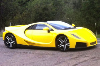 Meet the Fake Supercars used in Upcoming 'Need For Speed' Film