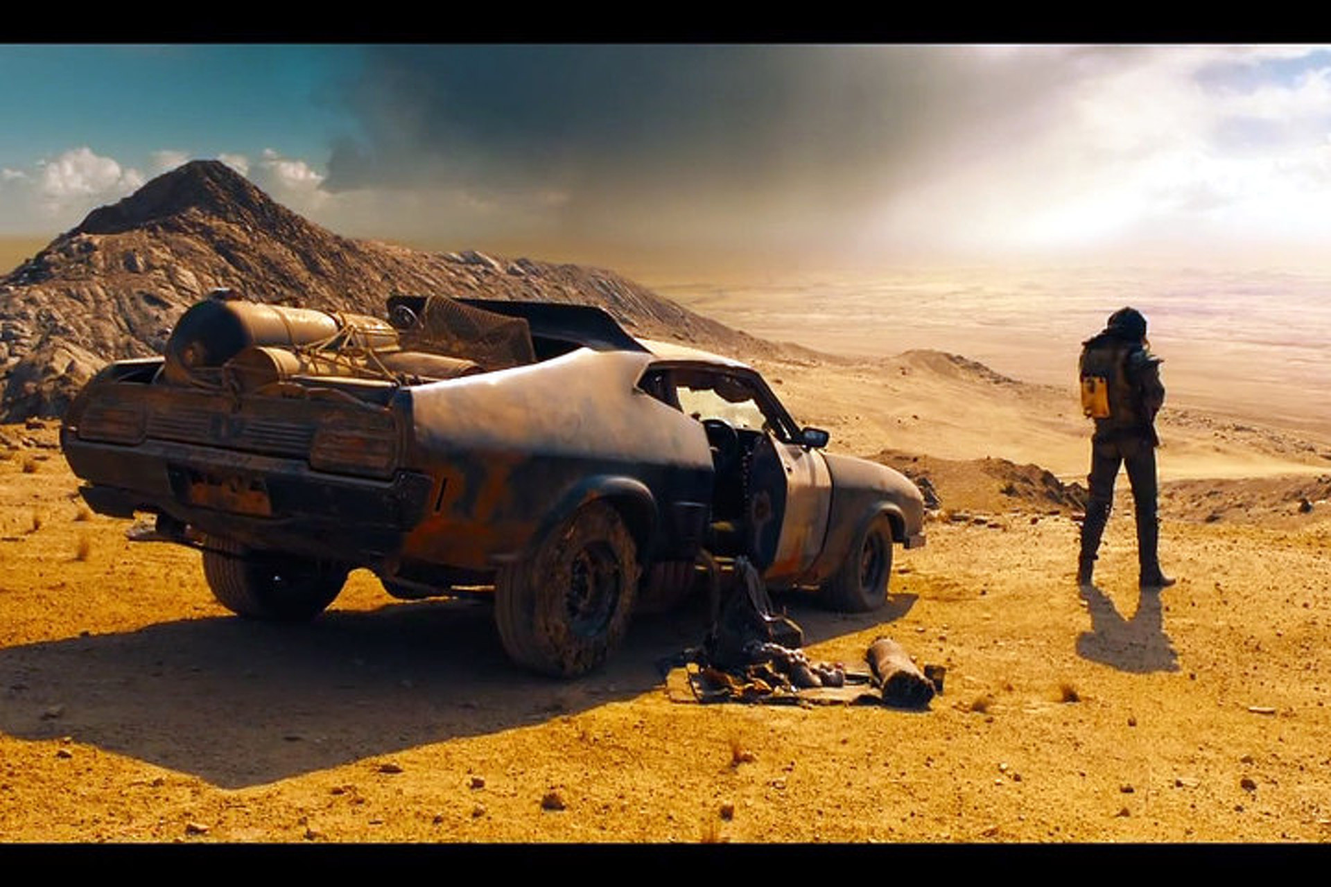 "Rebooted ""Mad Max"" Trailer is Here, and It Looks Epic [video]"