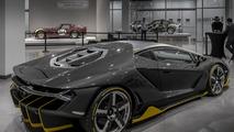 Lamborghini Centenary US Debut and E3