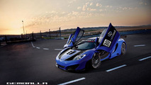 Gemballa Racing McLaren MP4-12C GT3, 1600, 22.08.2011
