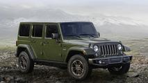 Jeep Wrangler 75th Anniversary Edition