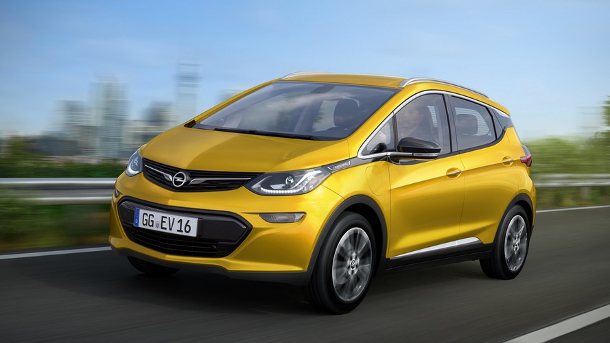 Opel Ampera-e coming 2017 as rebadged Chevy Bolt