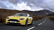 Aston Martin V12 Vantage S pricing & performance specs announced