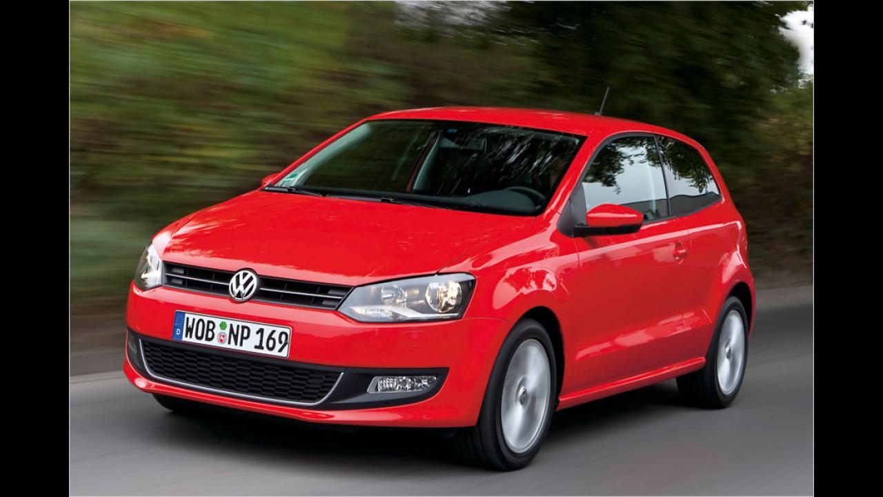 VW Polo 1.6 TDI BlueMotion Technology