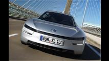 VW XL1 tritt an