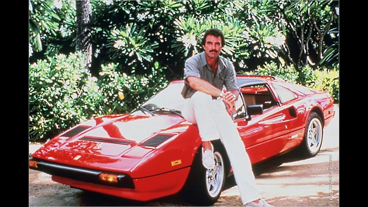 Ferrari 308 GTS: Magnum (1980-88)