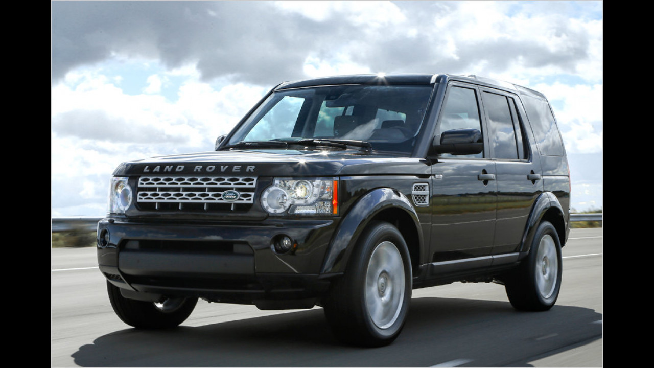 Land Rover Discovery (seit 2004)