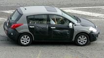 Spy Photos: Nissan Almera