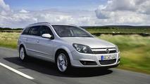 Opel Astra Wagon