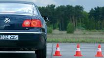 VW Phaeton Experience 2004