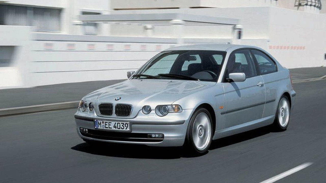2003 BMW 3 Series Compact
