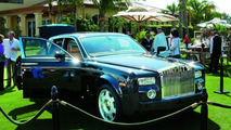 Rolls-Royce Phantom Naples Winter Wine Festival