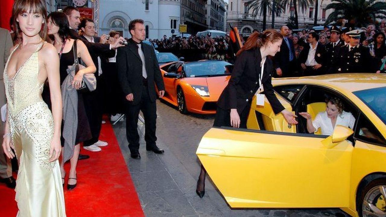 Lamborghini Gallardo in Mission Impossible III