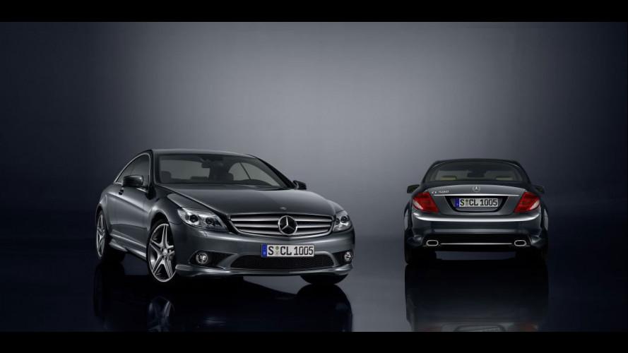Mercedes-Benz CL 500 Trademark Centenary