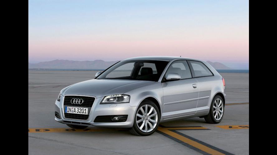Audi A3: in arrivo il diesel 1.6 TDI