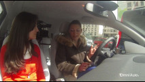 Opel Adam vista dalle donne