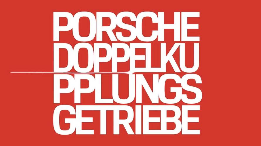 Porsche Explains What PDK Means And How To Pronounce It