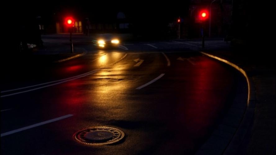 Sicurezza stradale, novità per cartelli e illuminazione