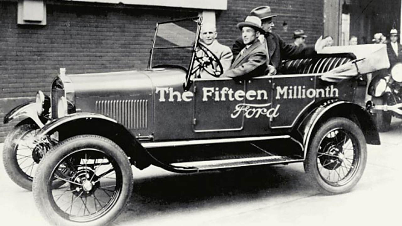 Ford Model T (1908): das Auto für jedermann