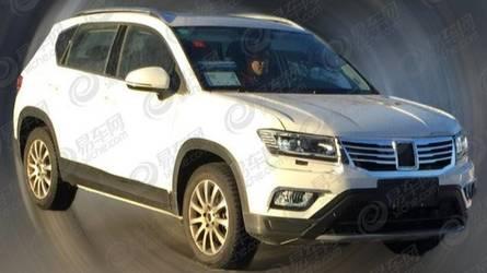 Flagra – Volkswagen Tharu (rival do Compass) aparece em testes