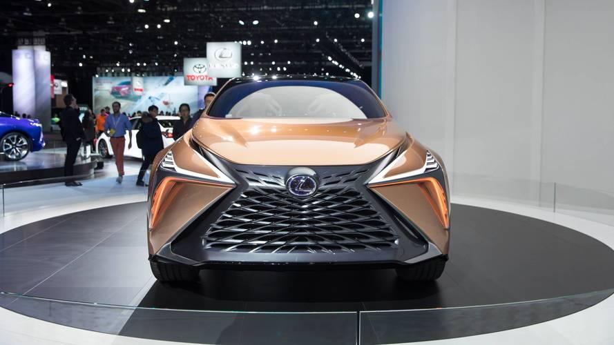 Le style Lexus ne fait pas l'unanimité