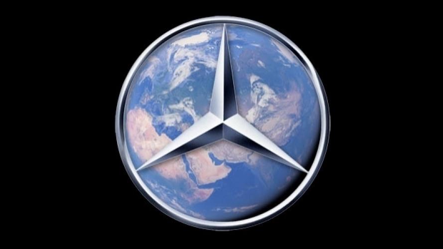 Mercedes è la numero uno al mondo nel settore premium