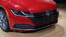 2019 Volkswagen Arteon At Chicago Auto Show