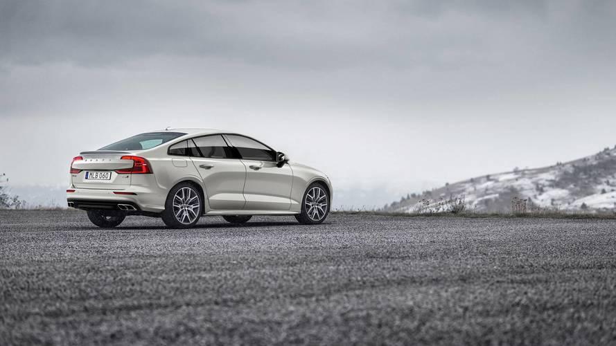 2018 Volvo S60 renderings