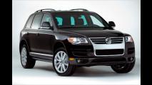 Exklusiver VW Touareg