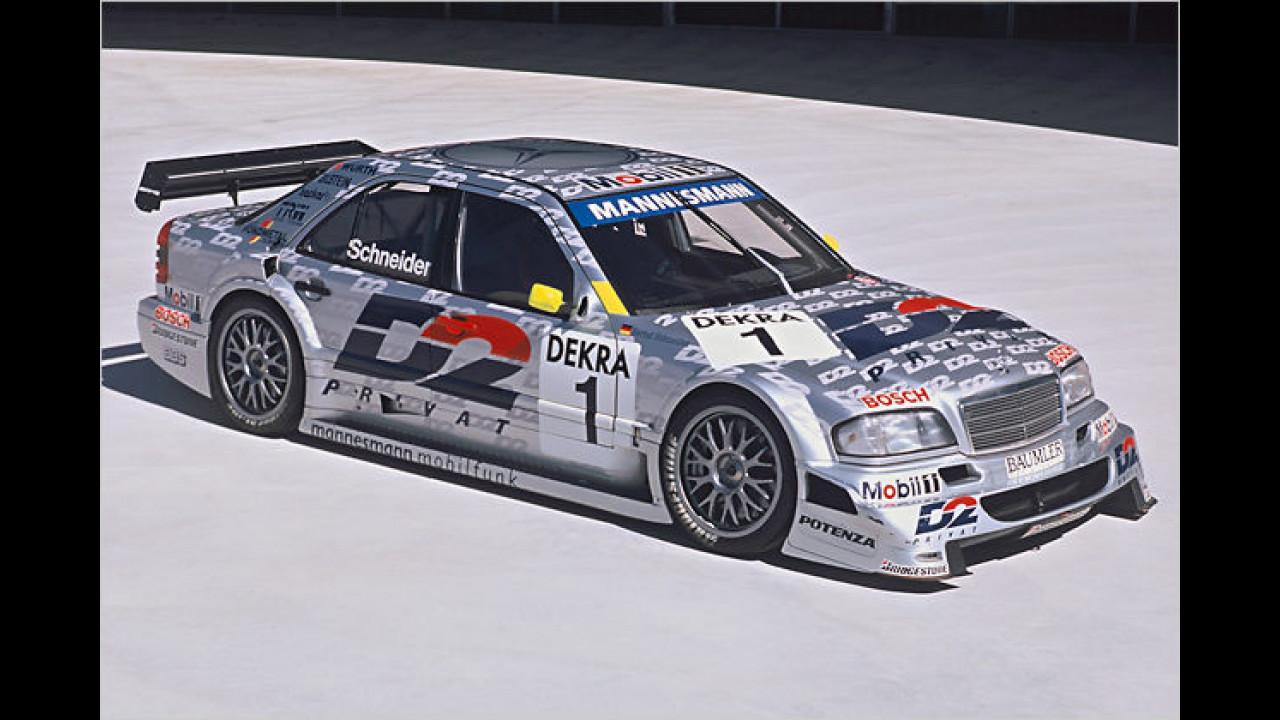 1994: AMG Mercedes C-Klasse