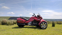 Can-Am Spyder F3-T