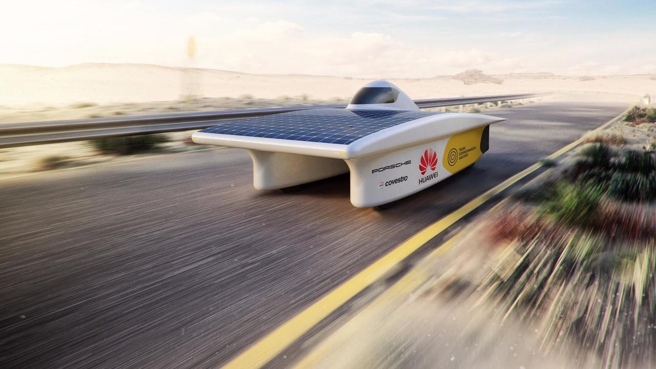Porsche énergie solaire