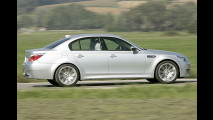 Macht-Mobil BMW M5