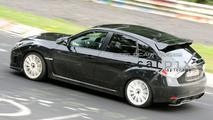 Subaru Impreza WRX STi Type C Spied