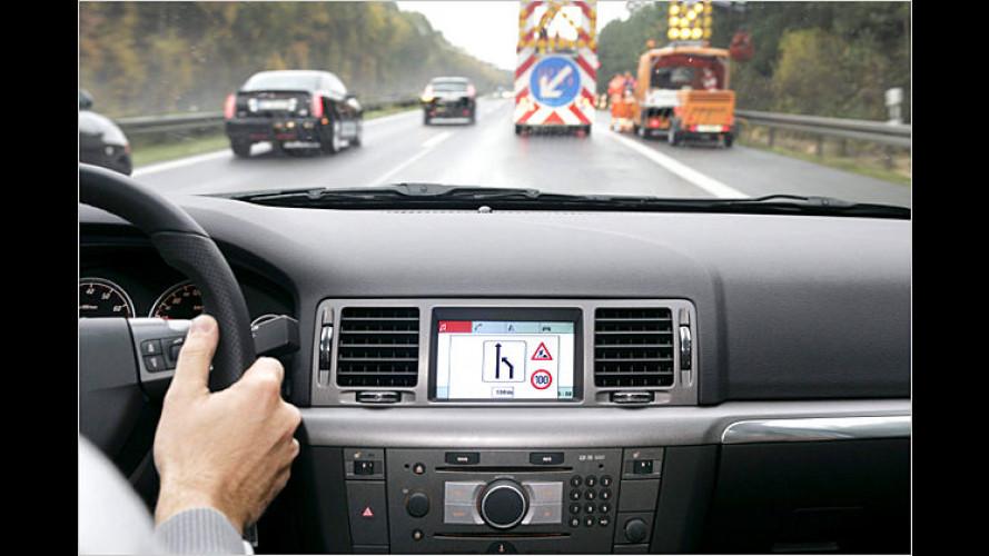 Automobile Kommunikation: Pkw-Sicherheitssystem von GM