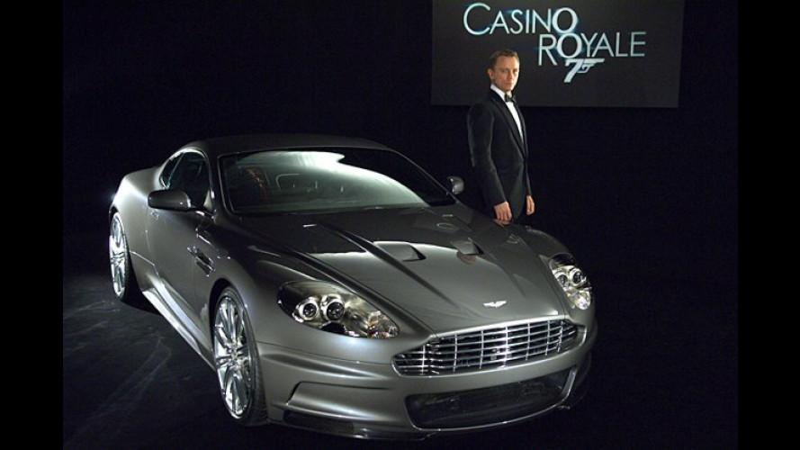 Aston Martin DBS: James Bonds Auto in