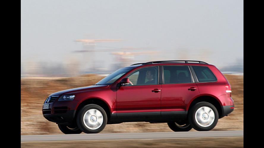 VW Touareg V6 TDI: Mit sonorem ,Wrummm