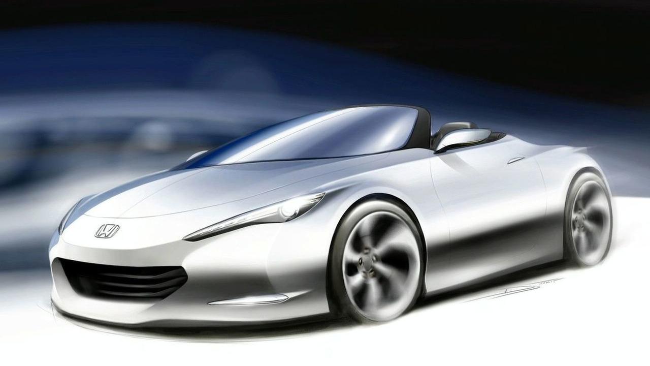 Honda OSM Concept sketch