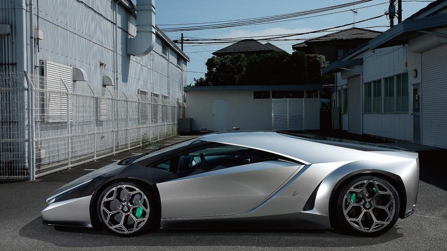 Transformez votre Aventador en Kode 0 pour 1,5 millon de dollars