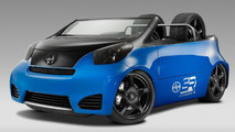 Scion iQ Cartel for SEMA 28.10.2011