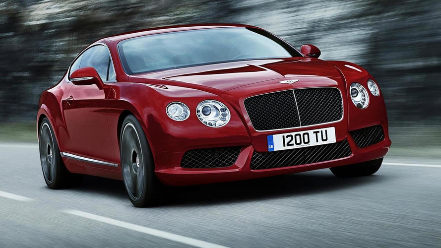 Bentley Continental GT V8 / GTC V8