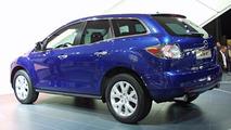 European Mazda CX-7: Details
