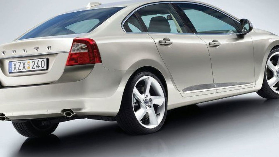 Speculations: New Volvo S60 Design Direction