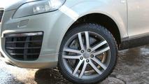 SPY PHOTOS: New Audi RS Models - Q7