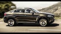 Nuova BMW X6, le prime foto