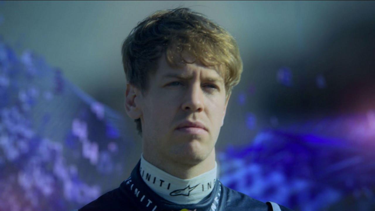 Infiniti Fx Sebastian Vettel: lo spot
