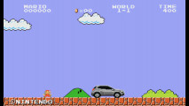 Mercedes GLA fa diventare vero Super Mario [VIDEO]