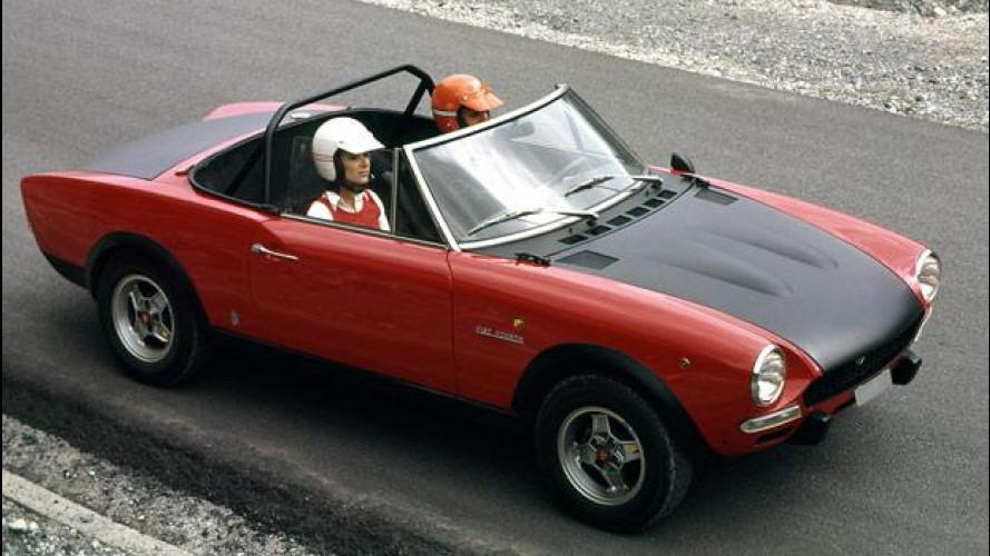 Fiat 124 Sport Spider, il mito ritorna
