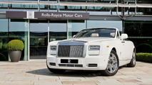 Rolls-Royce Phantom Drophead Coupes for 2012 Summer Olympic Games 13.8.2012