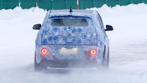 BMW i3 MegaCity Vehicle prototype spy photo in winter conditions
